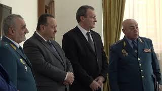 Վլադիմիր Պուտինը պարգևատրել է ՀՀ ԱԻՆ աշխատակիցներին
