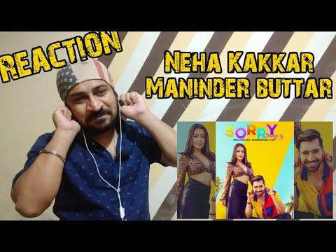 sorry-song---neha-kakkar-&-maninder-buttar-|-reaction-|-vicky-kee