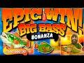 HALF a MILLION WIN! / x2.027 win / Big Bass Bonanza big wins & free spins compilation!