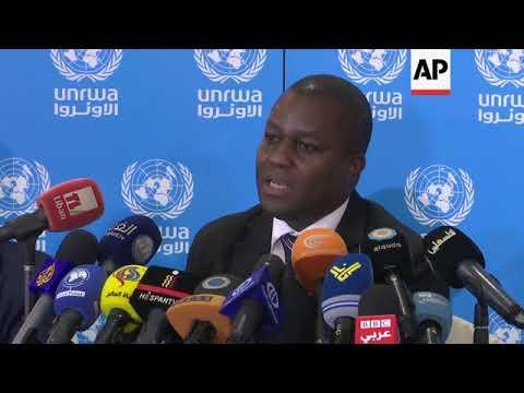 UNRWA makes 1.2 billion US dollar appeal