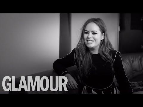 Tanya Burr Super-Vlogger | Glamour UK