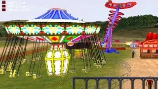 Awful PC Games: Ride! Carnival Tycoon Review