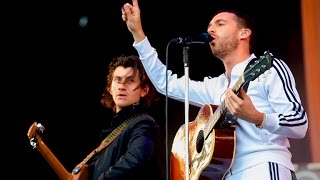 The Last Shadow Puppets - Aviation @ T in the Park 2016