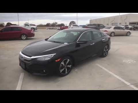2016 Honda Civic Sedan Weatherford, Fort Worth, Granbury, TX HP0332