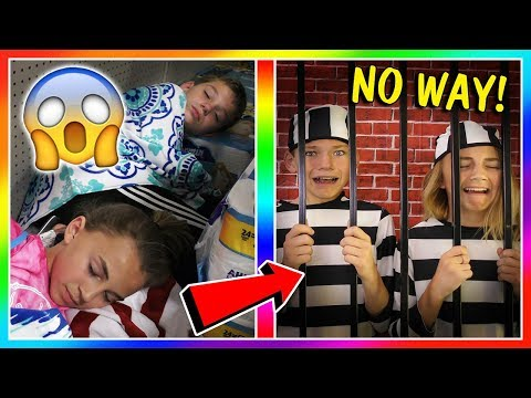 24 HOURS AT TARGET GONE WRONG!😱| We Are The Davises