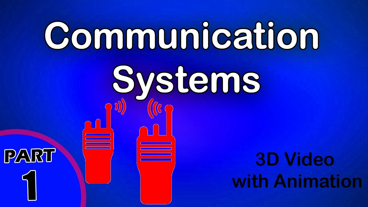 Communication System Introduction |class 12 physics subject notes  lectures|CBSE|IITJEE|NEET
