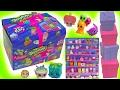 Surprise Mystery Gift Blind Bag Shopkins Season 7 Topkins Full Box Case - Video