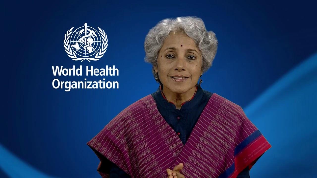 Dr. Soumya Swaminathan- Chief Scientist- World Health Organization - YouTube