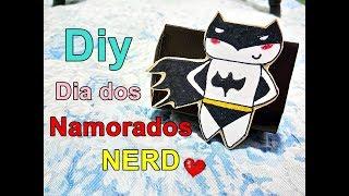 DIY :: Dia dos namorados Geek