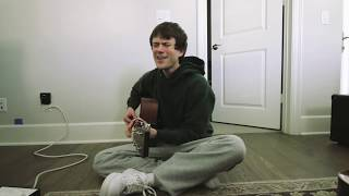 Alec Benjamin - 6ft apart (live in my bedroom)