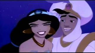 Aladdin-Il mondo è mio-A Whole new world(Italian Reverse Scene)