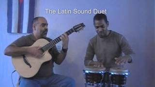 """Quien sera la que me quiere a mi"" by The Latin Sound Duet"