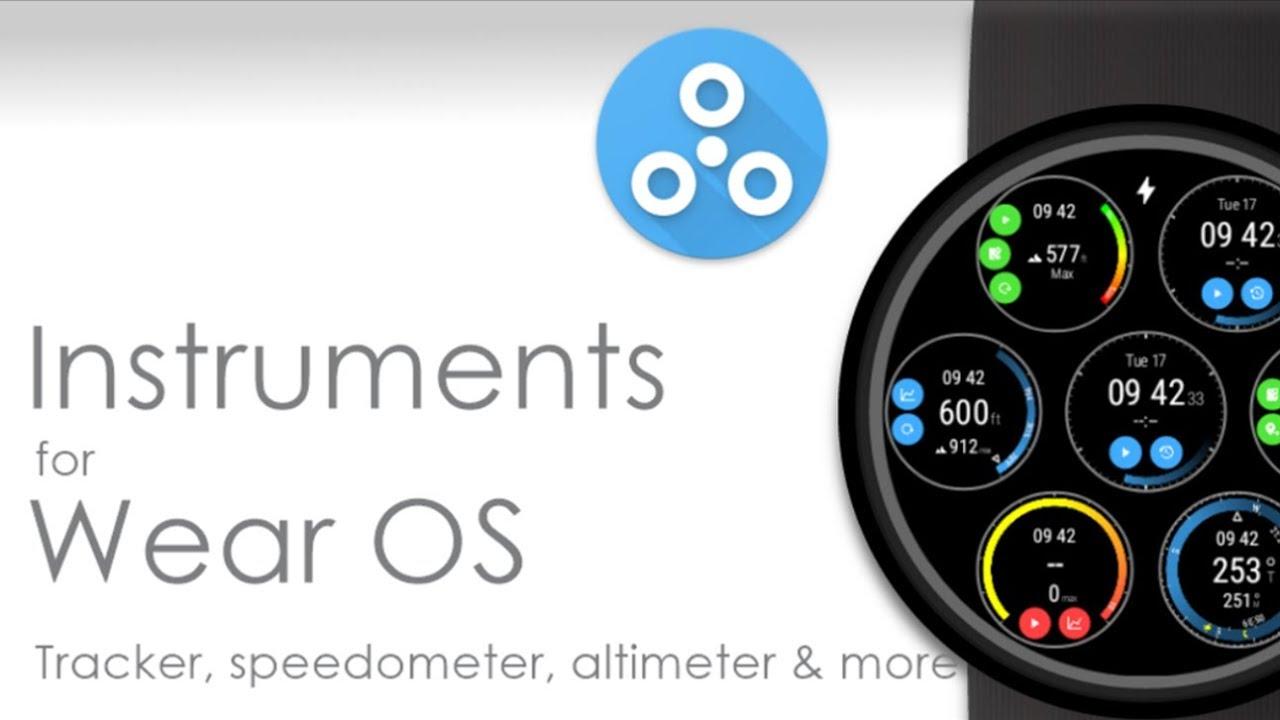 Download Instruments for Wear OS 1 0 190521 APK File (com appfour