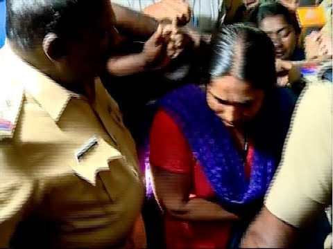 Manju decided to return from Sabarimala