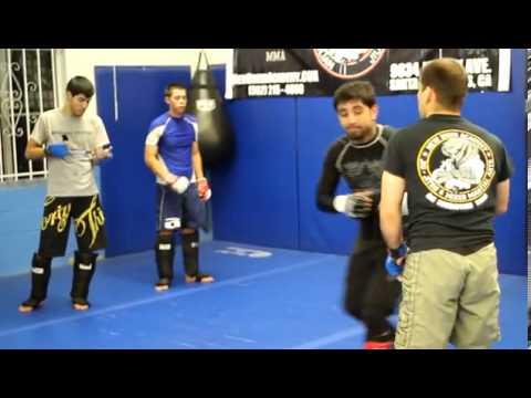 MMA Classes Near Santa Fe Springs, CA 90670