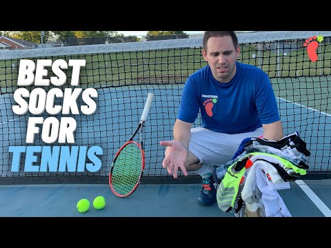 What Are The Best Socks For Tennis Summer 2020? | Foot Doctor Reviews 7 Socks in 7 Minutes