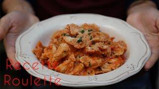 One pot pasta au poulet !