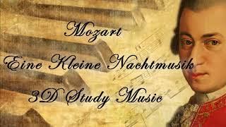 3D Mozart Study Music