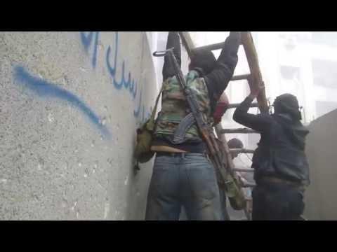 جنگ داخلی در سوریه:شهرک داریا، حومه دمشق  Darayya Syria civil war thumbnail