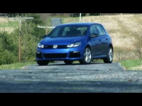 2012 Volkswagen Golf R - First Drive