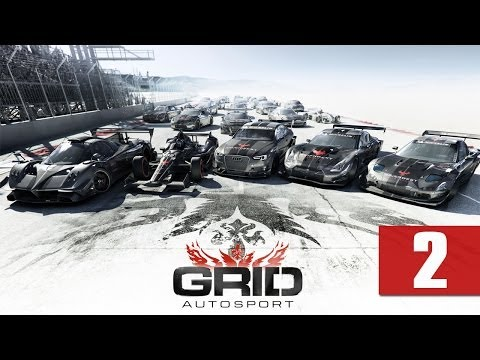 "Grid Autosport - Let's Play - [Career] - Part 2 - ""Pipercross Touring Car Series"""