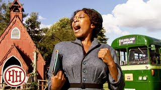 The Rosa Parks Song 🎶| Troublesome Twentieth Century | Horrible Histories