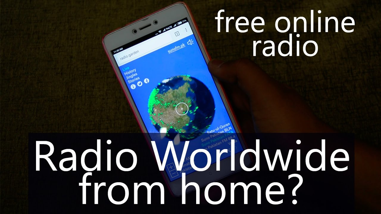 A reader asks how to get FM radio on a mobile phone