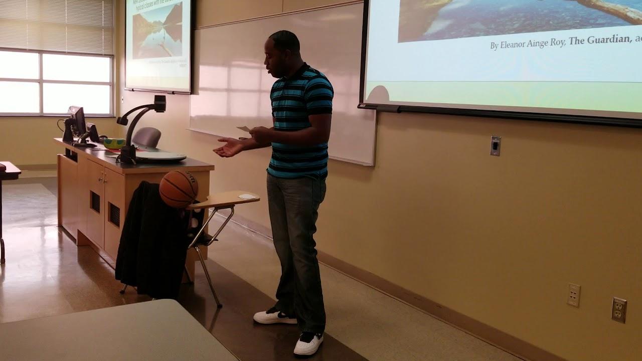 Speech To Introduce A Classmate