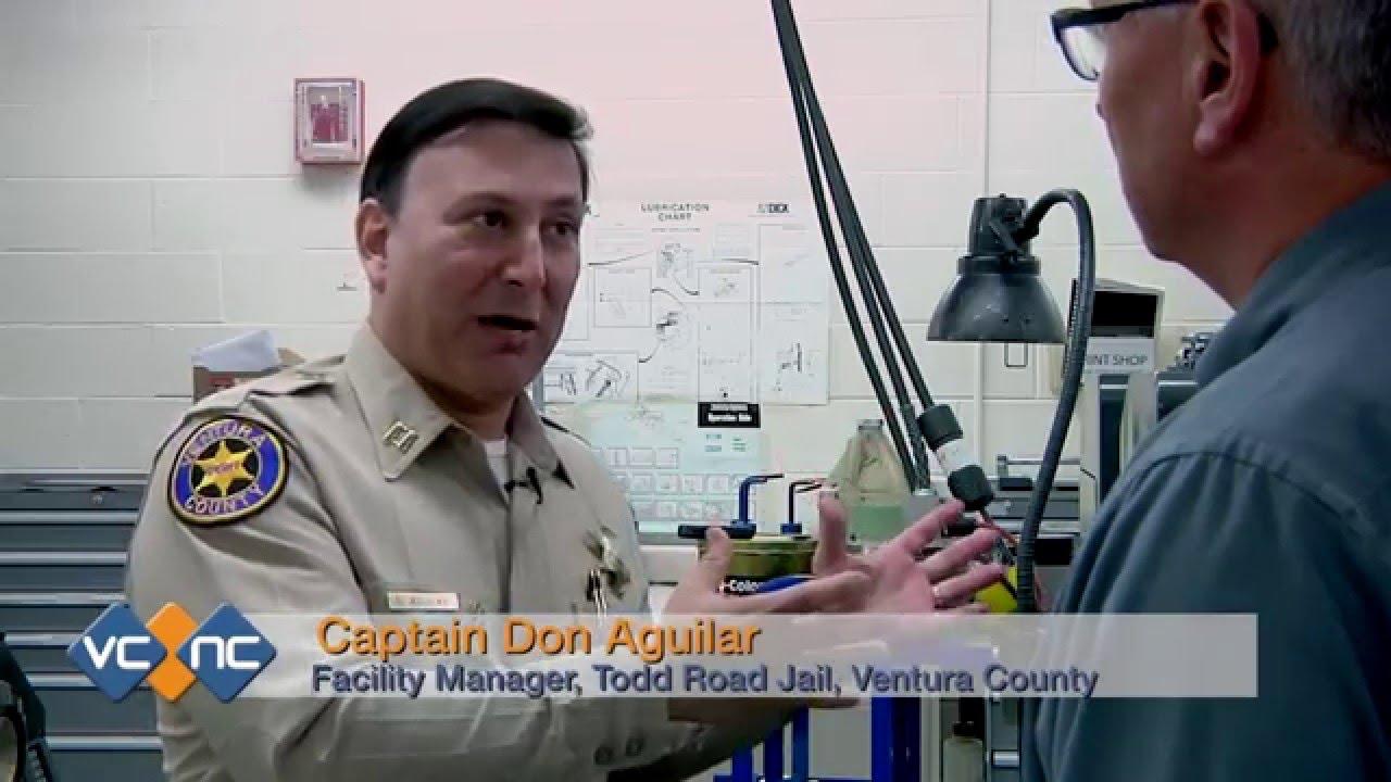 VCNC Featuring Ventura County - Episode 5 Todd Road Jail Print Shop