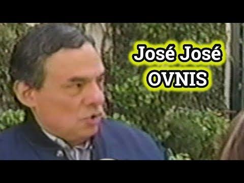 José José, testimonio de OVNIS