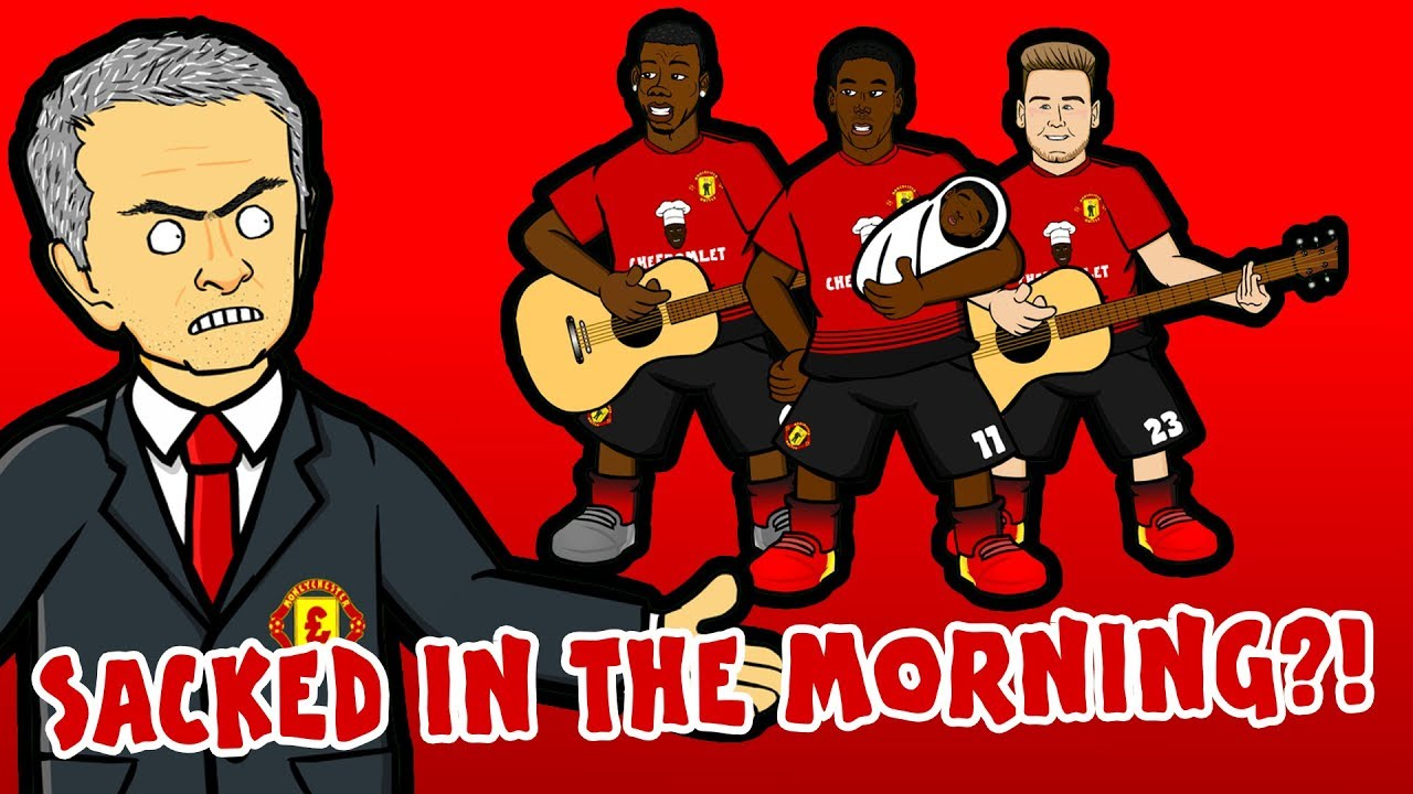 MOURINHO - SACKED IN THE MORNING?