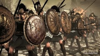 Total War: Rome 2 Сетевая Кампания эпизод 1 Македония и Эпир