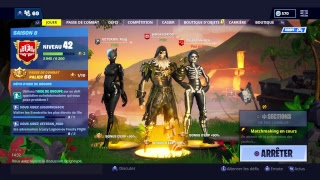 Fortnite Subscribe Session Shop 11/04/19 Creative code: Lazudy