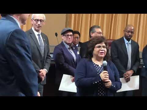 Oakland City Council Ceasar Chavez Tribute Vlog 1