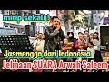 Download lagu MAAF - Saleem|Wow!Suara Brader Jasmenggo mirip arwah Saleem beb!Nostalgia sungguh bila dia menyanyi. Mp3