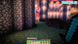 Minecraft - Castillo de hogwarts con Duxativa + download map