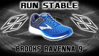 RUN STABLE   Brooks Ravenna 9