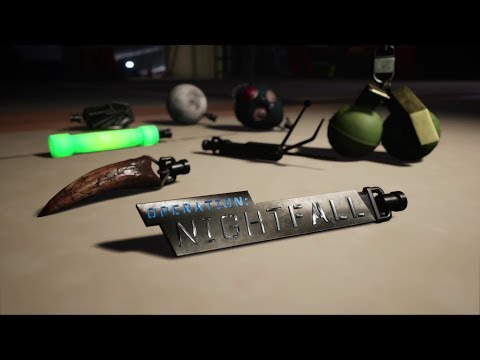 Firewall Zero Hour • Nightfall DLC BTS • PS4 PS VR