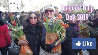 National Tulip Day Amsterdam 2019