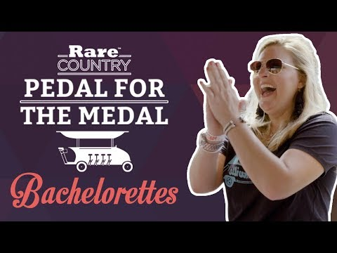 Pedal for the Medal: Bachelorette Edition