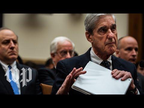 Watch: Robert Mueller's
