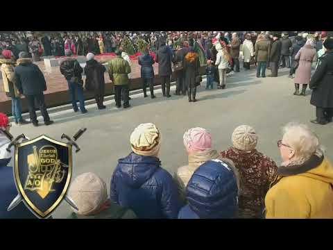 Дальнереченск 3.03.2019 памятные мероприятия в честь события Пограничный конфликт на острове Даманск