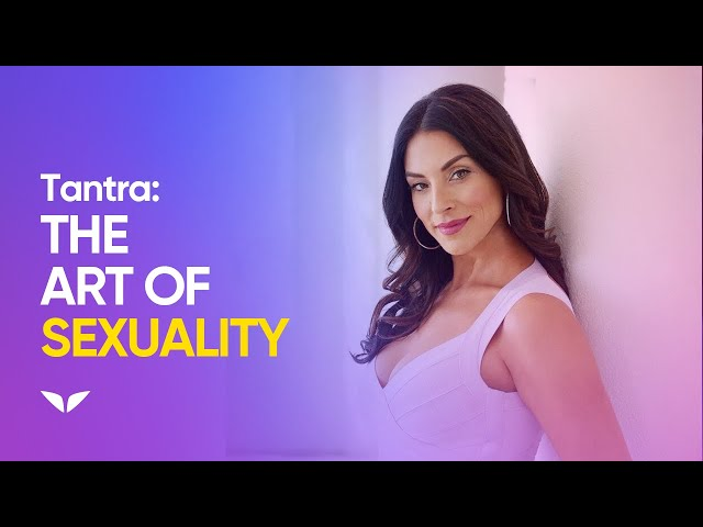 Discover Tantra: The Art of Sexuality With Psalm Isadora