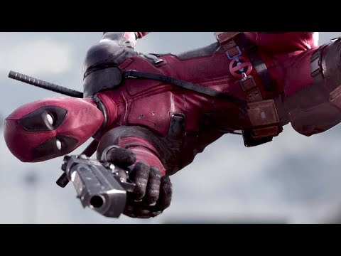 Deadpool  Careless Whisper Awesome F*cking Music