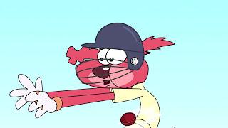 rat a tat   chotoonz kids cartoon videos cricket star don