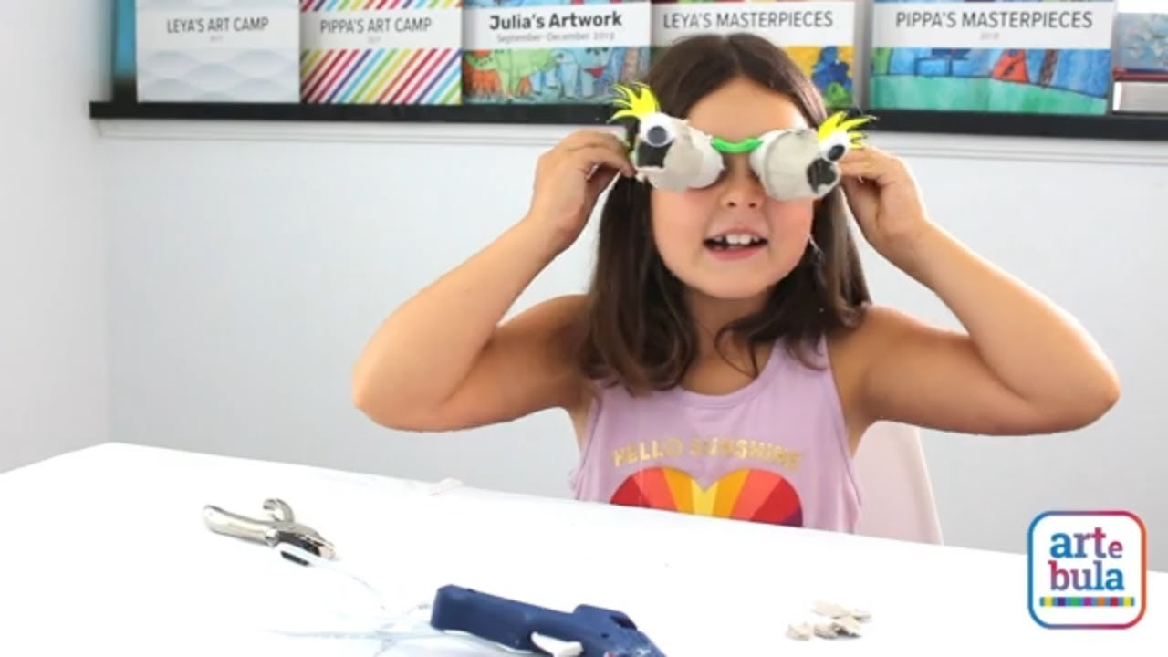 Homemade Mad Scientist Goggles