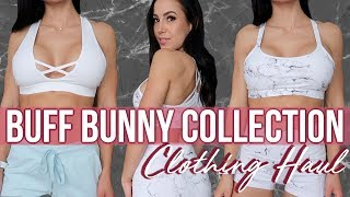 BUFF BUNNY COLLECTION Clothing Haul! Cute Affordable Gym Clothes