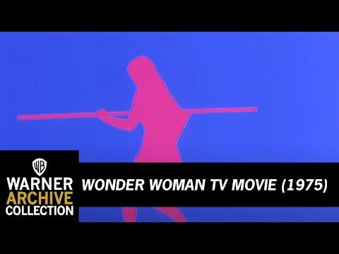Wonder Woman TV Movie (Opening Theme)