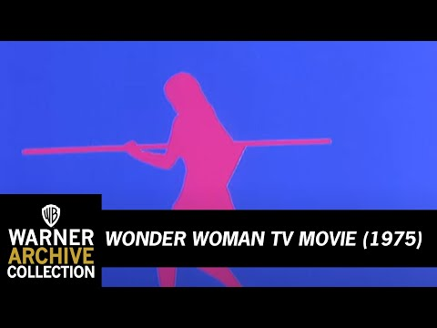 Wonder Woman TV Movie (Opening Theme)