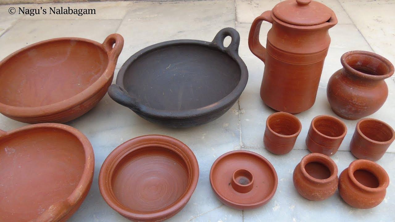 Earthen Clay Pot